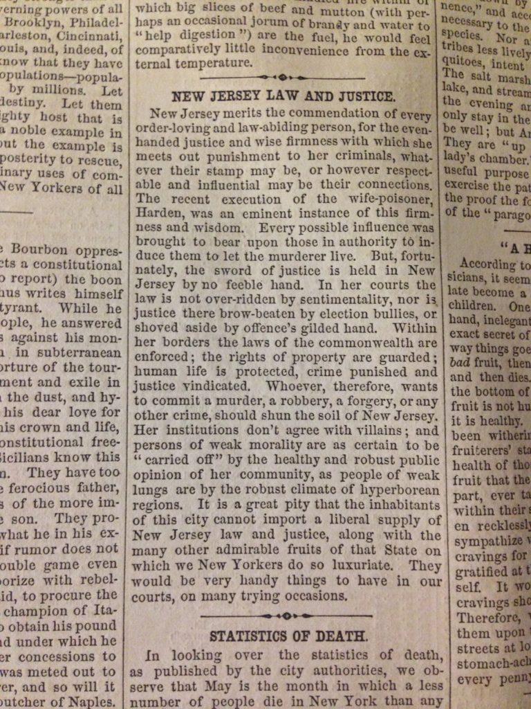 New Jersey NYL 8.4.1860
