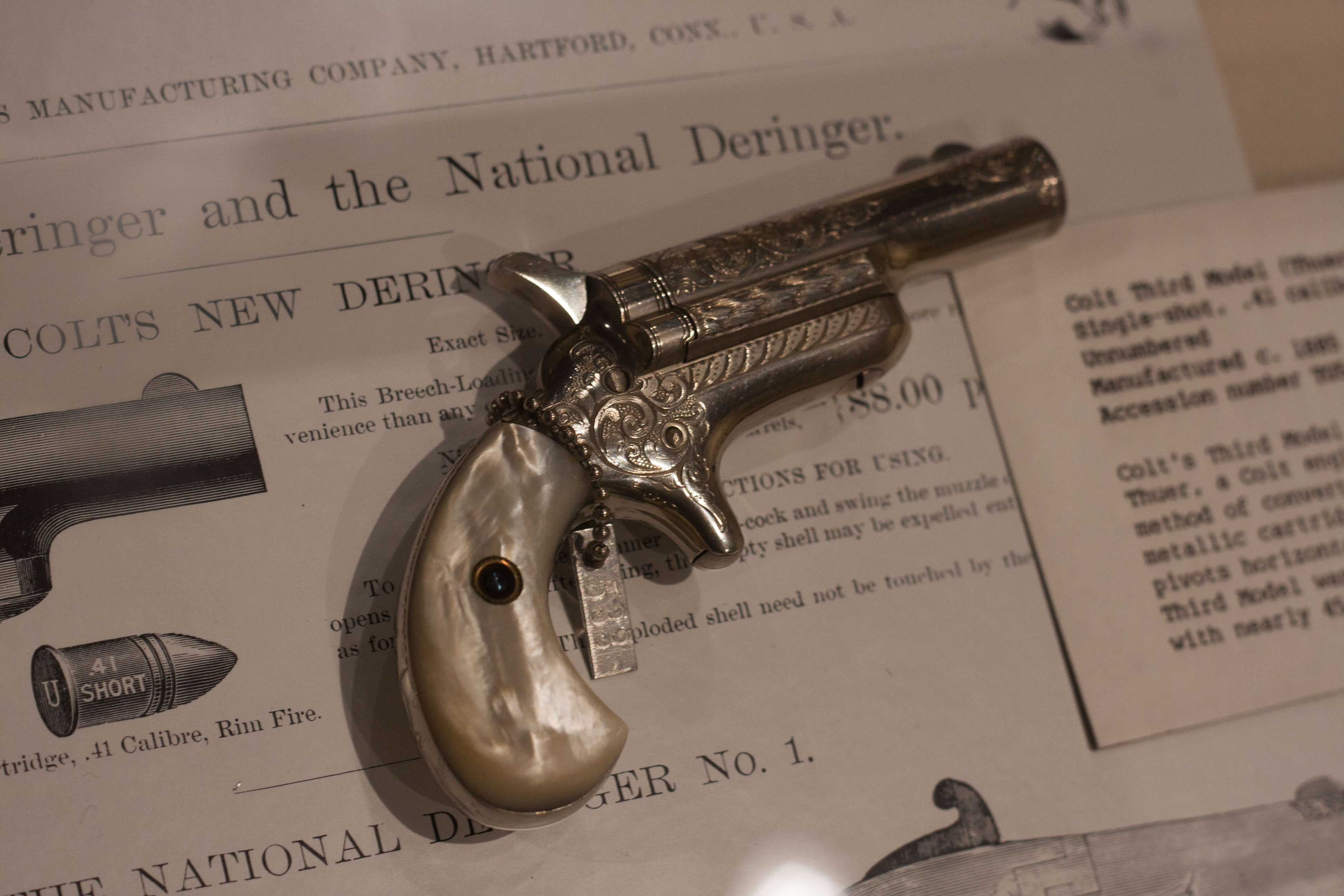 19th Century Concealed Carry - Drinks With Dead People